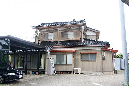 富山の外壁塗装ミネ