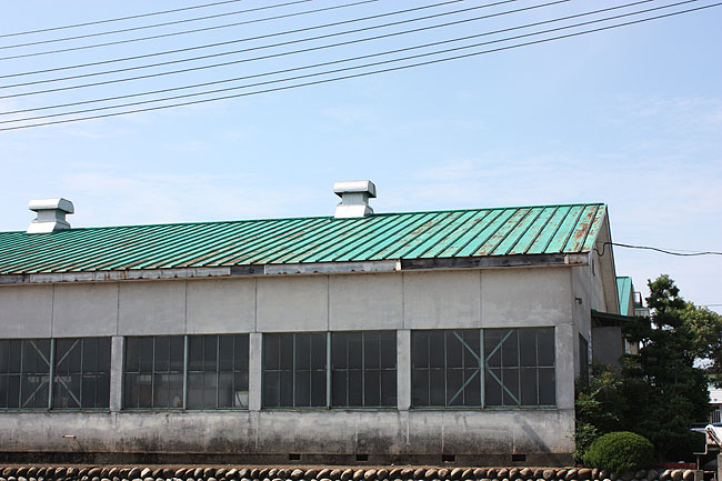屋根修理と塗装